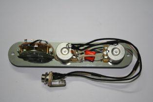 Pre-wired Tele harnesses
