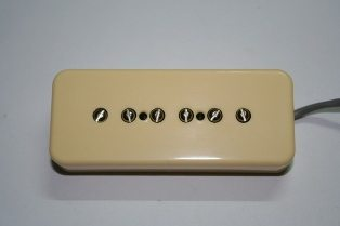 P-90 Style pickups