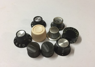 Vintage USA knobs