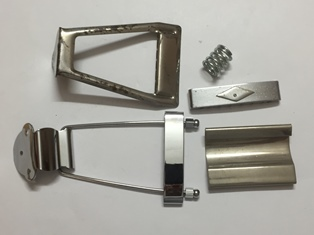 Vintage USA bridges + parts