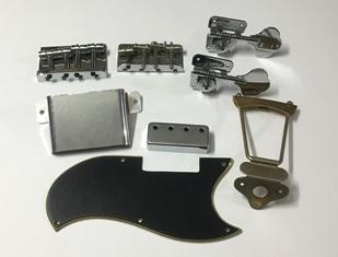 Vintage Bass Parts